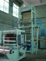 PE Plastic Film Blowing Machine