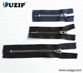 Jean Collection Coil Zippers with Slider  3