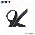 Jean Collection Coil Zippers with Slider  2