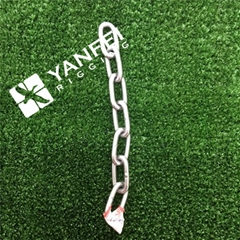 16mm Stainless Steel Long Link Chain