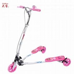 three wheel kick scooter for kids