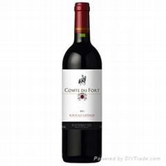 法国原装进口葡萄酒2012年份波尔多