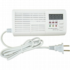 Wireless Digital Electrochemical CO Carbon Monoxide Detector Standalone Independ
