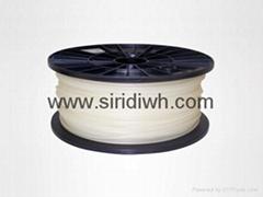 Excellent quality of Transparent color ABS filament for 3D printer