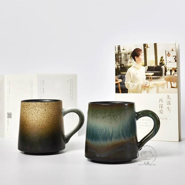 個性創意景德鎮陶瓷禮品杯子 3