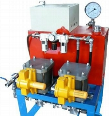 管道氣動試壓泵