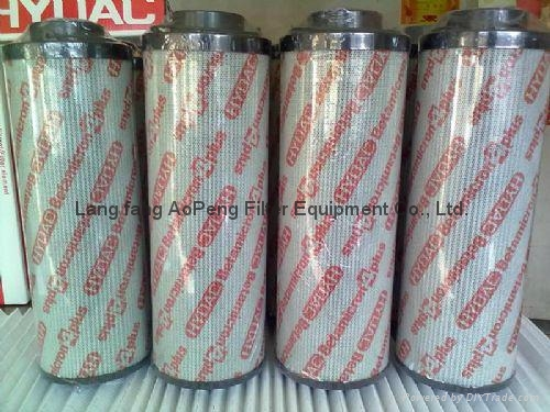 hydac hydraulic Filter replacement  4