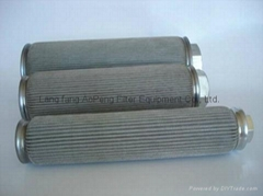 mahle  hydraulic filter  replaces