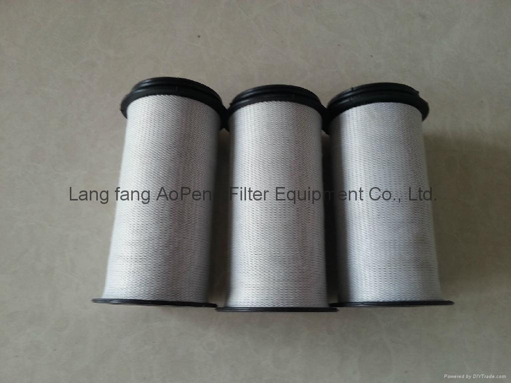 Benz oil Filter  replacement  5
