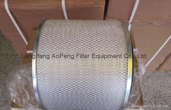 Kenworth industral gas filter  oem 3