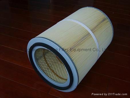 Antistatic filter dust cartridge 1