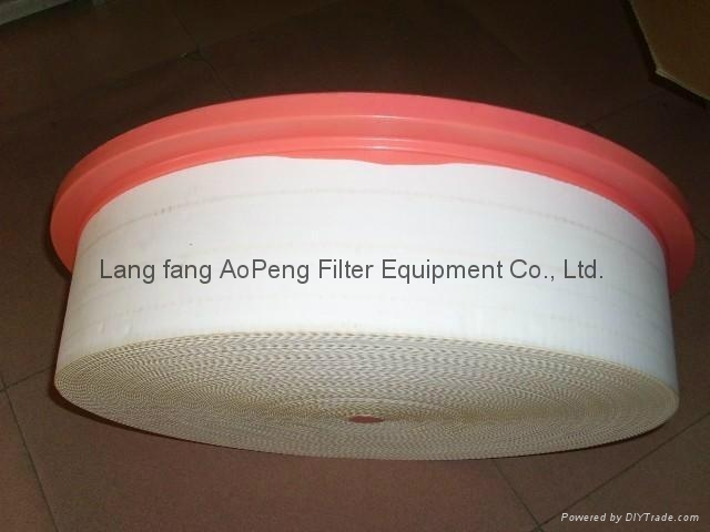 Antistatic filter dust cartridge 2