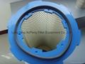 Antistatic filter dust cartridge 5