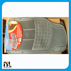 Cheap and Good Quality Anti-slip and Easy to Clean Car Floor Mat