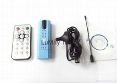 USB TV tuner sticker