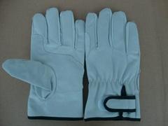 pig leather safe glove