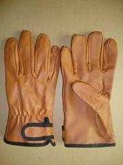 leather wok glove