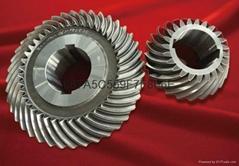 螺旋錐齒輪