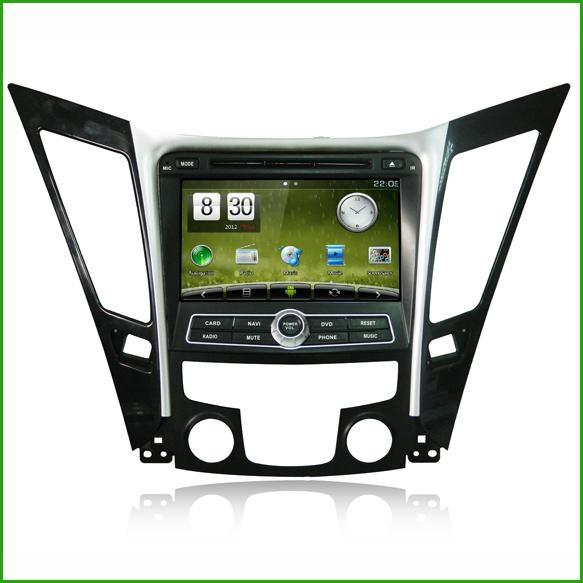 NEWSMY car navigation car gps player gps navigation  Hyundai Sonata Car 1