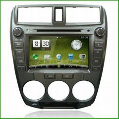 Newsmy For Honda City HiFi radio   Car DVD Navigation