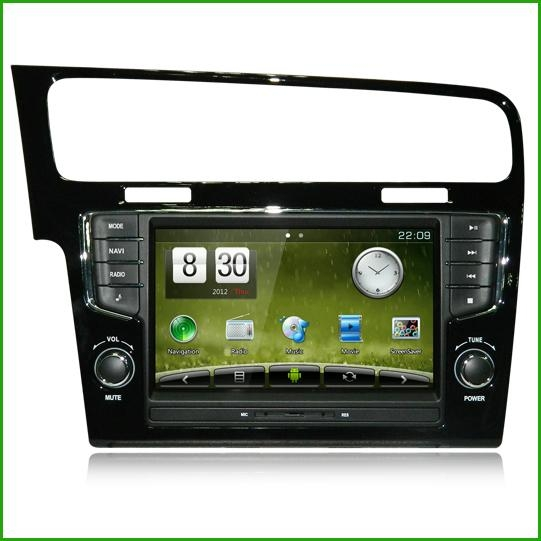 Newsmy for VW Golf 7 car dvd gps CAR DVD PLAYER WITH GPS 1