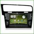 Newsmy for VW Golf 7 car dvd gps CAR DVD