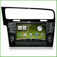Newsmy for VW Golf 7 car dvd gps CAR DVD PLAYER WITH GPS