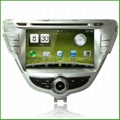 Newsmy For Hyundai 2012 Elantra CarPAD2