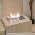 Bio Ethanol fireplace AF40 with remote control