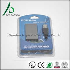 For PS4 rechargeable battery pack 2000mah