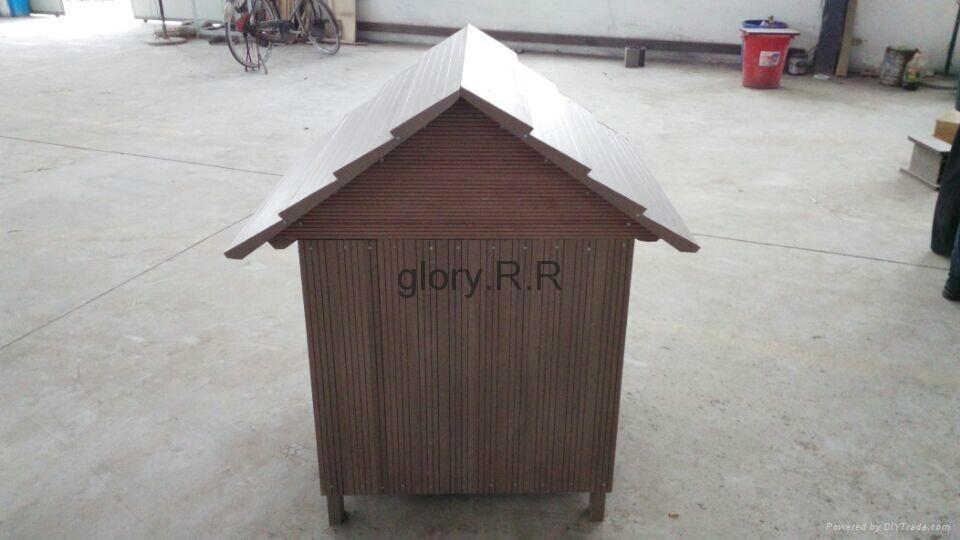 wpc dog house 4