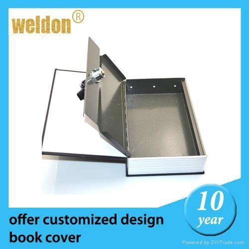 Secret hidden book box book safe - KBS803 - WELDON (China