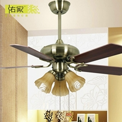 42 inch decorative electric indoor ceiling fan