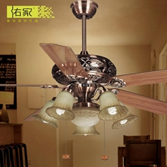 Wholesale High Quality American Retro Ceiling Fans Simple: 56 Hot Sale In Cuba Ceiling