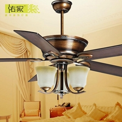 60 inch super motor decorative luxury fan ceiling