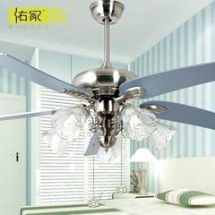 Matt silver 56 inch cheap industrial fan