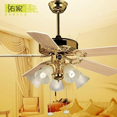 inch with 3 speed gold ceiling fans