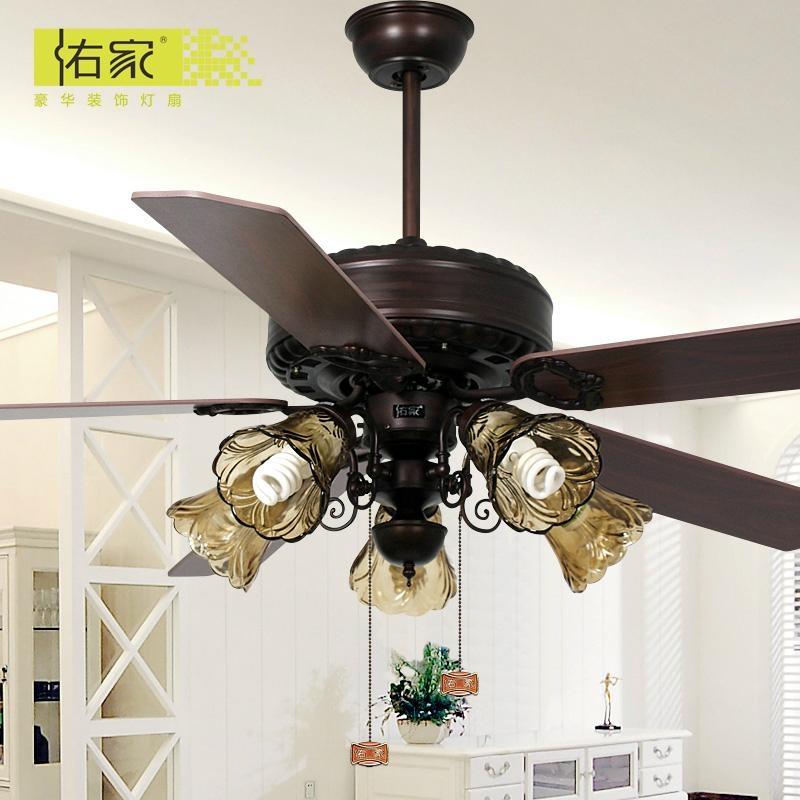Quality Ceiling Fans High Quality Ceiling Fan Light Red: 60 Inch High Quality Wood Ceiling Big Fan