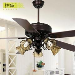 60 inch high quality wood ceiling big fan