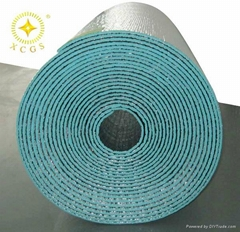 XPE Foam Foil Reflective Insulation Material