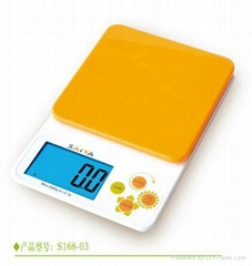 mini electronic kitchen scale baking tea weighing electronic scale