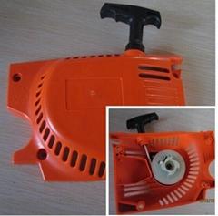 chain saw part  gasoline engine starter for 4500 chainsaw