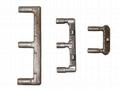 The E type anchor bolt