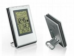 海榕熱銷歐美電子氣象鐘