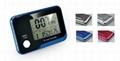 Hairong mini digital clock with large led digital countdown timer