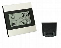 海榕暢銷歐美數字氣象鐘
