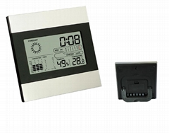 Hairong Latest Digital Weather Station desktop digital clock