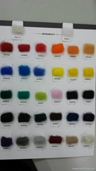 Solution Dyed Acrylic Fiber