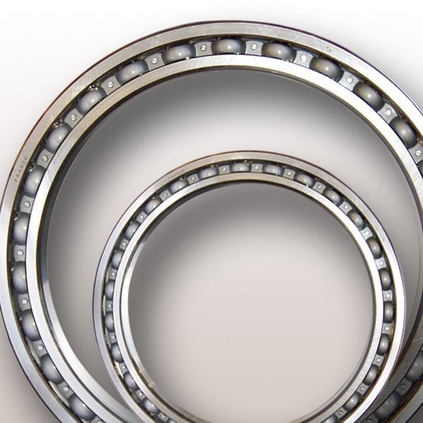 Deep groove ball bearing 1