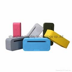 shock resistant waterproof NFC bluetooth speaker